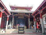 台南府城古蹟遊