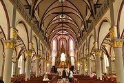 天主教玫瑰堂。玫瑰聖母堂