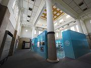 高雄鐵路地下化展示館。高雄願景館