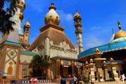 甜滋滋月老廟與歡樂六福村之旅