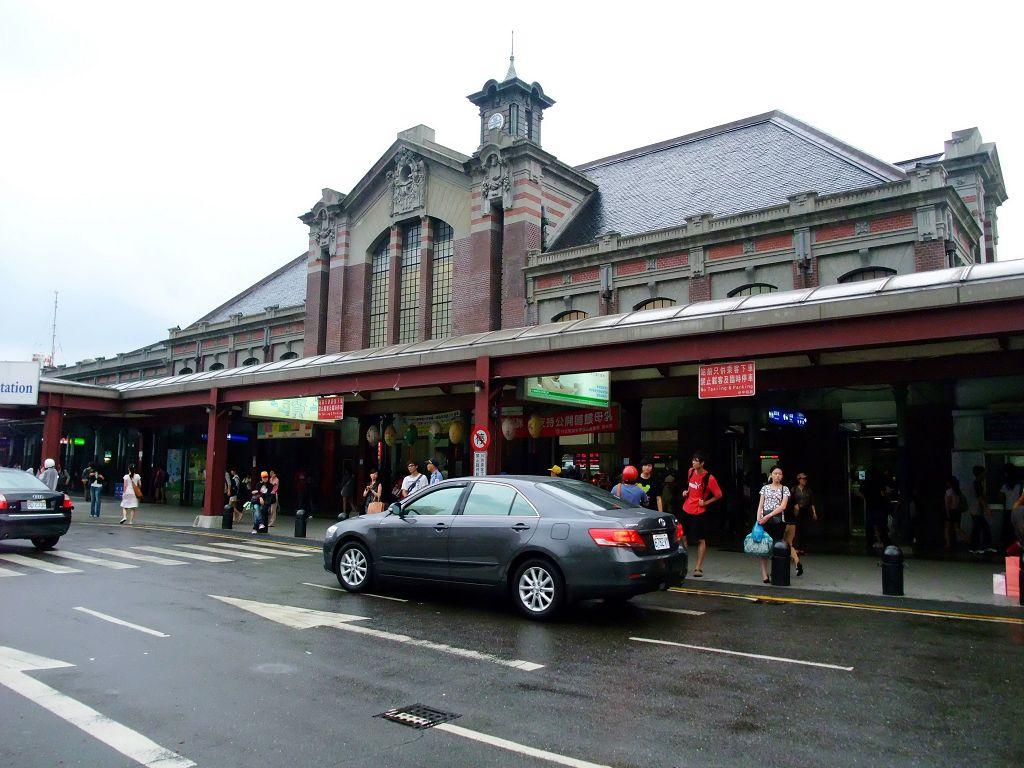 台中車站(舊站)